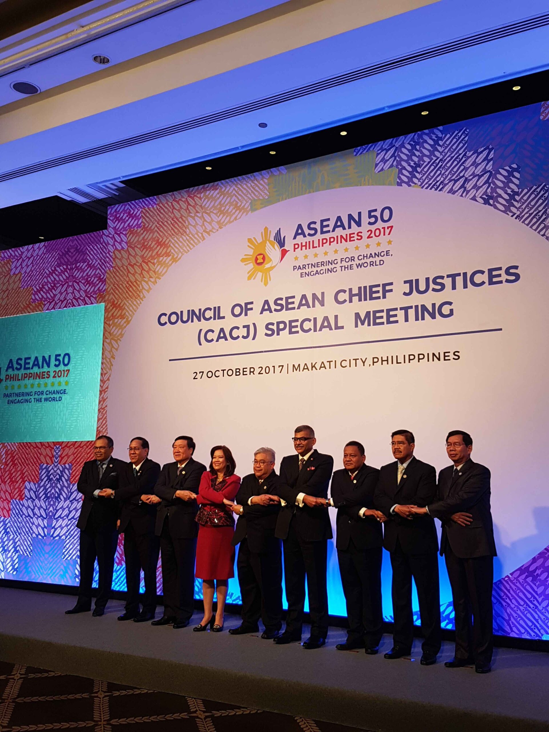 CACJ Special Meeting in Manila 1