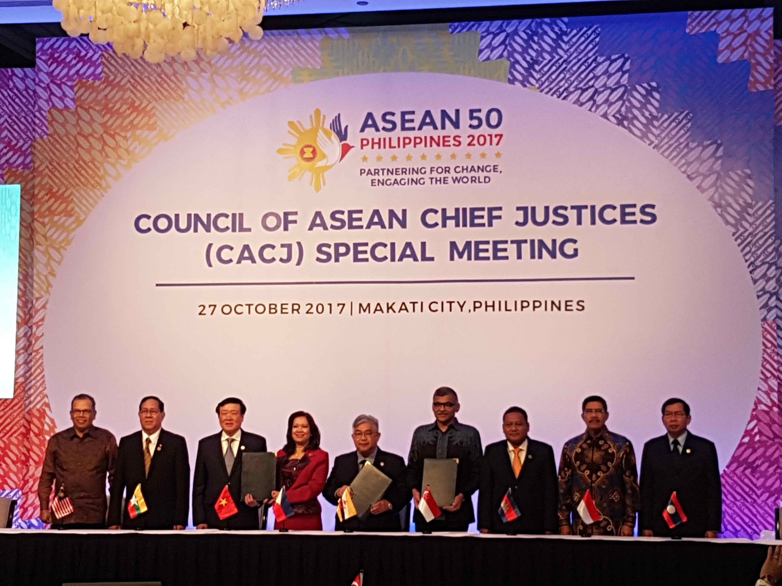 CACJ Special Meeting in Manila 2