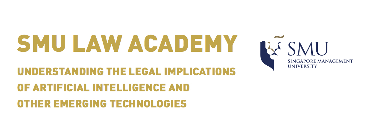 Understanding the Legal Implications of Artificial Intelligence and Other Emerging Technologies (online)